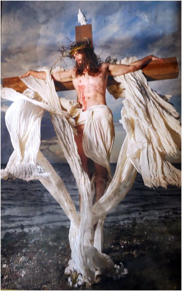 Jim Lyngvild Asatroende Kirkekunstner Af Guds Nade Kjerteminde Avis
